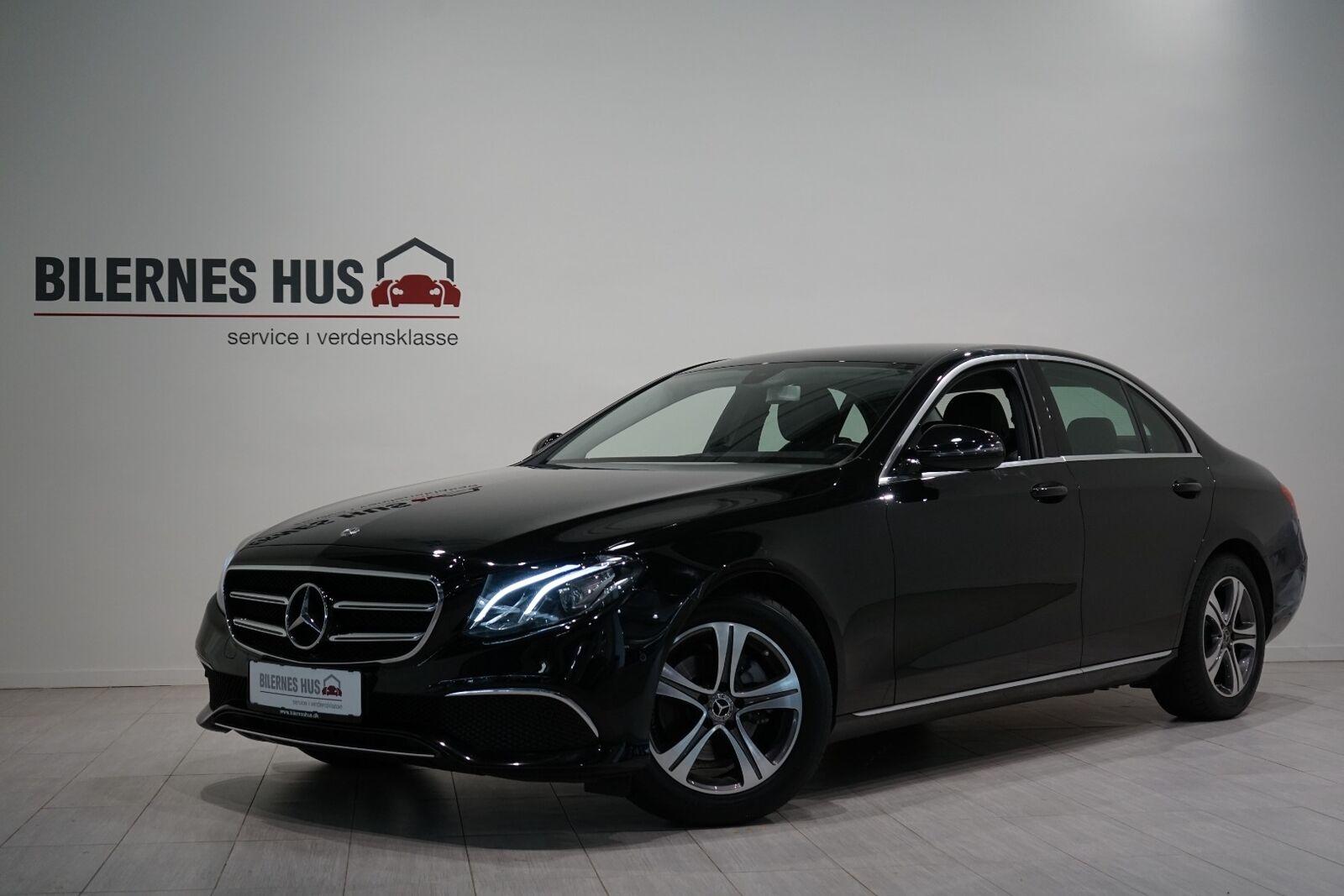 Mercedes E220 d 2,0 Avantgarde aut. 4d - 453.980 kr.
