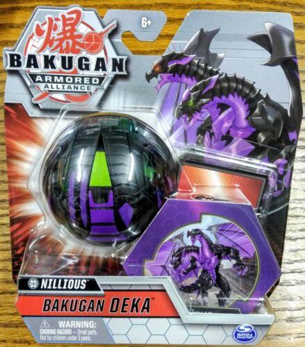 NILLIOUS Bakugan DEKA Armored Alliance Jumbo BakuCore Brand New