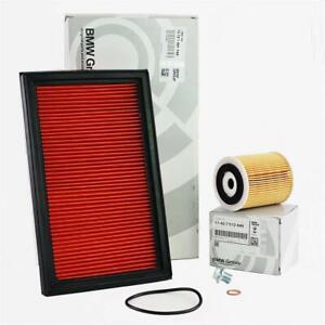 Original Mini Oil Filter + Air Filters R52 R53 W11 COOPER S 11427512446