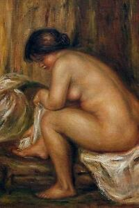 150-Page-Lined-Journal-After-Bathing-1900-Pierre-Auguste-Renoir-by-Journals-Mind