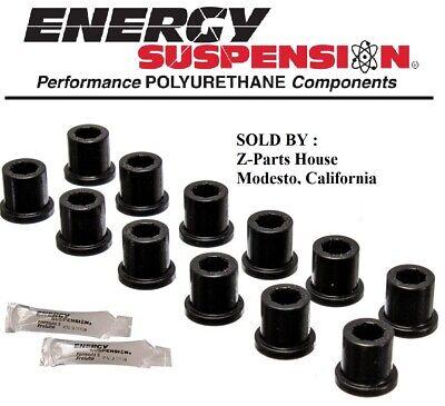 Energy Suspension 8.2103G Leaf Spring Bushing Set Fits 84-88 4Runner Pickup