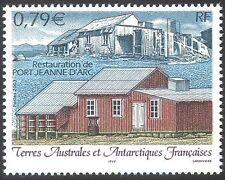 FSAT/TAAF 2003 Port Jeanne d'Arc Polar Base/Buildings/Architecture 1v (n31779)