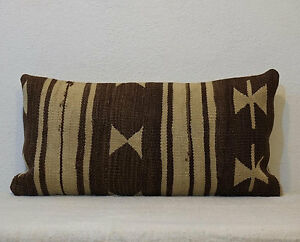 Lumbar Pillow Cover Handmade Pillow Casepillow For Couch 12 X 24