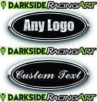 Ford 08-13 Raptor Custom Emblem Decal/sticker Logo Overlay Printed Decals