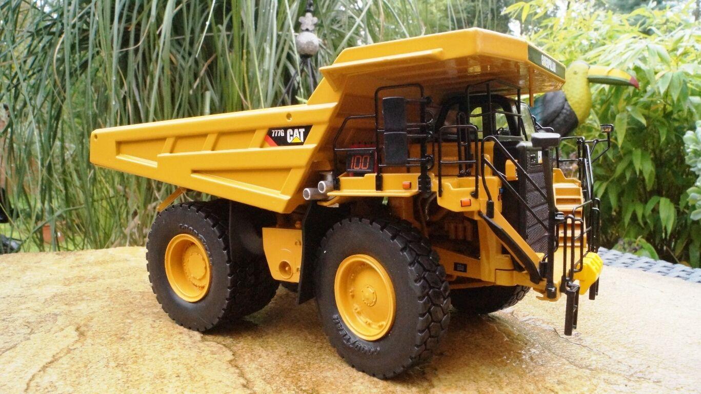 despacho de tienda Ccm Cat 777g camiones de volteo OVP OVP OVP 1 48 edición limitada  precios ultra bajos