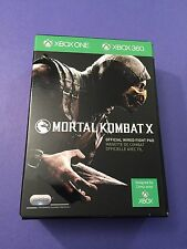 Official Mortal Kombat X WIRED Fight Pad (XBOX ONE + XBOX 360) NEW