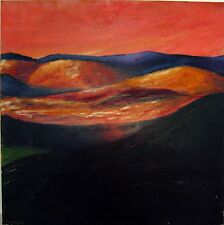 "ZULIANI Serge (1932-2015) - Acrylique sur toile ""En territoire indien"" - SBG"