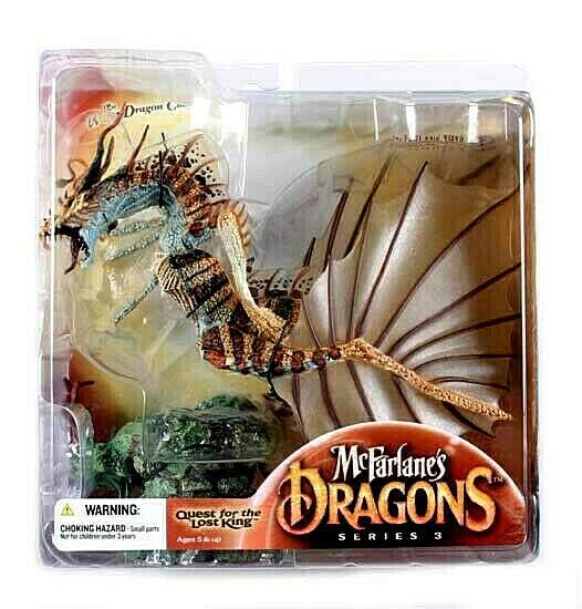 Dragons S3 WATERDRAGON figura PVC 13cm McFarlane