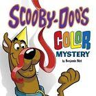 Scooby-Doo's Color Mystery by Benjamin Bird (Board book, 2015)