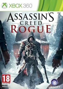 Assassin-039-s-Creed-Rogue-Xbox-360-original-game-opened-but-good-as-new