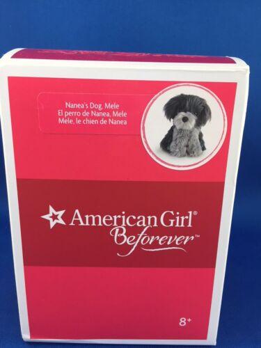 AMERICAN GIRL  NANEA S PET DOG  MELE   MIB