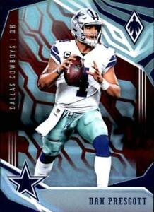 2018-Panini-Phoenix-Football-Red-Parallel-Singles-299-Pick-Your-Cards