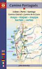 Camino Portugues Maps - Mapas - Mappe - Karten - Cartes: Lisboa - Porto - Santiago by John Brierley (Paperback, 2016)