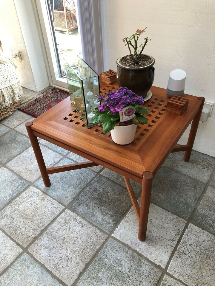 Salonbord, Trip Trap/Skagerak, teaktræ