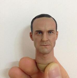 "Custom 1//6th Scale Avengers Coulson Clark Gregg Head Sculpt For 12/"" Figure Body"