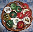 Yankee Candle CHRISTMAS Wax Melt Tarts CHOICE! $2.60 1st tart -rest ship free!