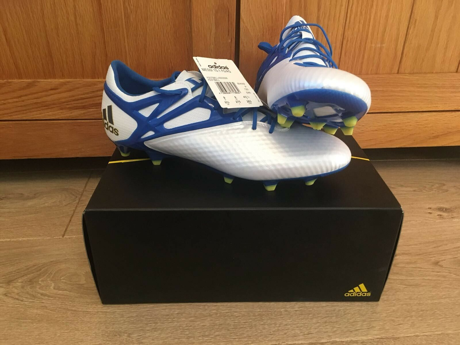 Men's Adidas Messi football boots size 10 New shoes for men and women, limited time discount