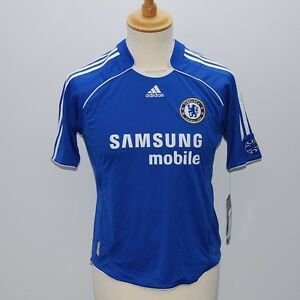new style 9c8ed 32414 Details about Adidas Chelsea 2006-2008 Home Jersey Youth