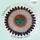 Hersant: Music for Bassoon (CD, Jun-2016, Brilliant Classics)