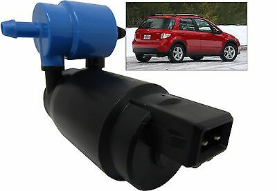 Front OR Rear Windscreen Washer Pump Suzuki SX4 2006 through to 2013