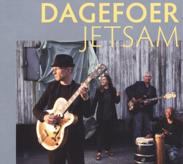 DAGEFOER - JETSAM   CD NEW!