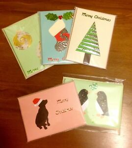Handmade-charity-Christmas-cards-5-pack-100-profit-to-Love-Quilts-UK