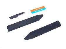 Xtreme Blade Nano CP X / CP S Carbon Fiber Polymer Main Tail Blade Set NACPX13-K