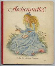 Märchen: Aschenputtel gezeichnet von Brünhild Schlötter