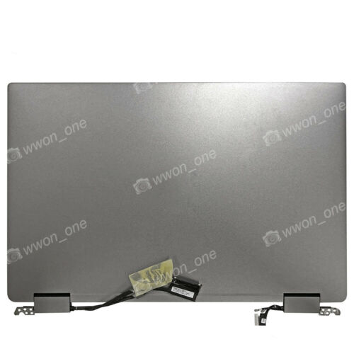 13.3Inch Dell XPS 13 9365 Full LCD Display replacement with Top Cover Bezel