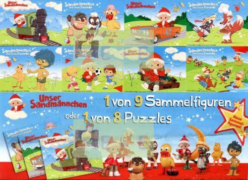 8 BPZ IFC Deutschland Superpuzzle SANDMÄNNCHEN