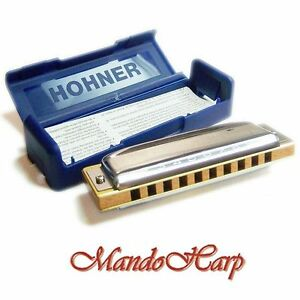 Hohner-Harmonica-532-20-Blues-Harp-MS-SELECT-KEY-NEW