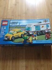 New Lego City 4435 Car & Caravan 218 pcs