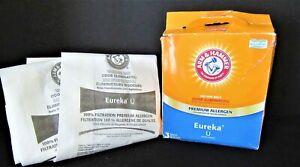 New-Arm-amp-Hammer-Eureka-U-Vacuum-Bag-Odor-Eliminating-Premium-Allergen-total-5