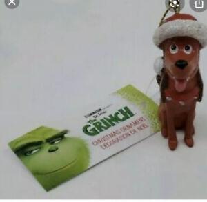 grinch dog max hat