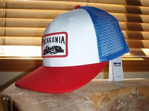 41877d181d2ff Image is loading Patagonia-Climb-A-Mountain-Trucker-Hat