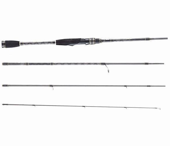 Abu Garcia XROSSFIELD XRFS-734L-MB Spinning Rod New