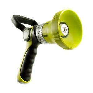 Sun-Joe-SJI-UFHH-Ultimate-High-Pressure-Flow-Fireman-039-s-Nozzle-Ergonomic-Handle