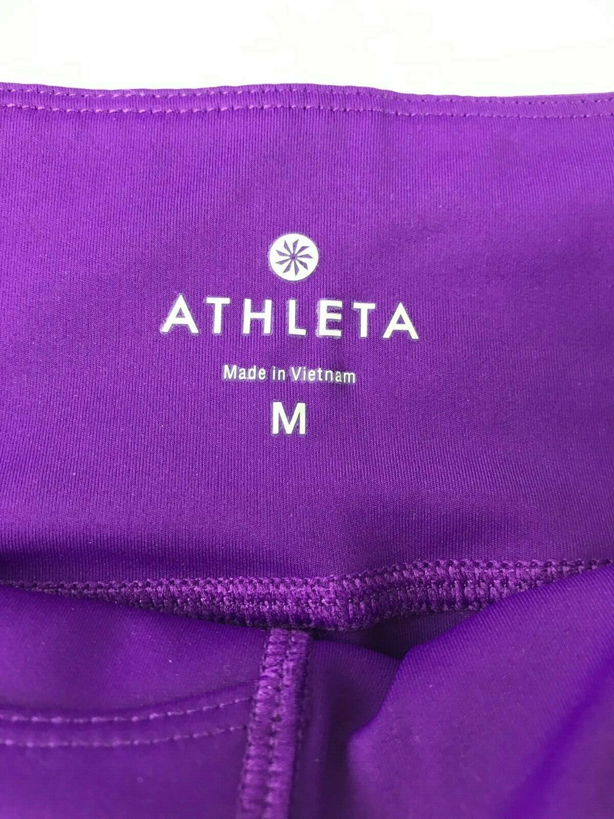 ATHLETA Purple Yoga / Running / Cycling / Spin Sh… - image 4