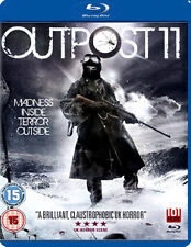 OUTPOST 11 - BLU-RAY - REGION B UK