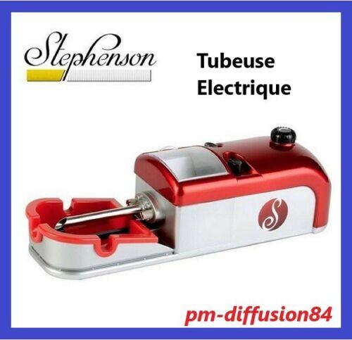 TUBEUSE Electrique STEPHENSON Machine à tuber avec molette de réglage et vis...
