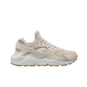 best cheap fe915 63837 Image is loading Nike-Air-Huarache-Run-Desert-Sand-White-Guava-