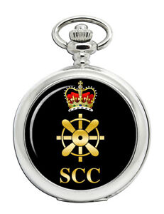 Sea-Cadets-SCC-Offshore-Power-Badge-Pocket-Watch