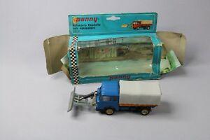 Zc1114 Penny 0/114 Miniature Truck 1/66 Esadelta Truck avec aplanisseur de champ