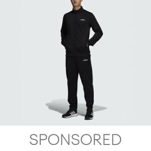 adidas Essentials Basics Track Suit Men's