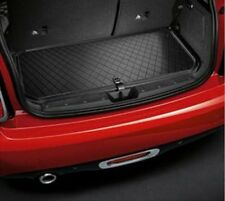 Mini Genuine Fitted Luggage Compartment Boot Mat Black F54