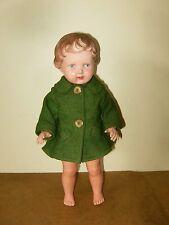 Très belle ancienne poupée - ?? rhodoid ?? - TORTUE T 36 - années 50's