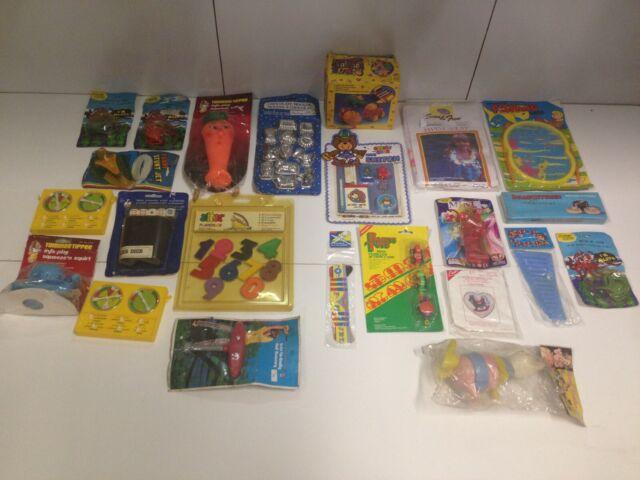 Bulk Lot of 21 Vintage 1970's/80's Novelty Toys