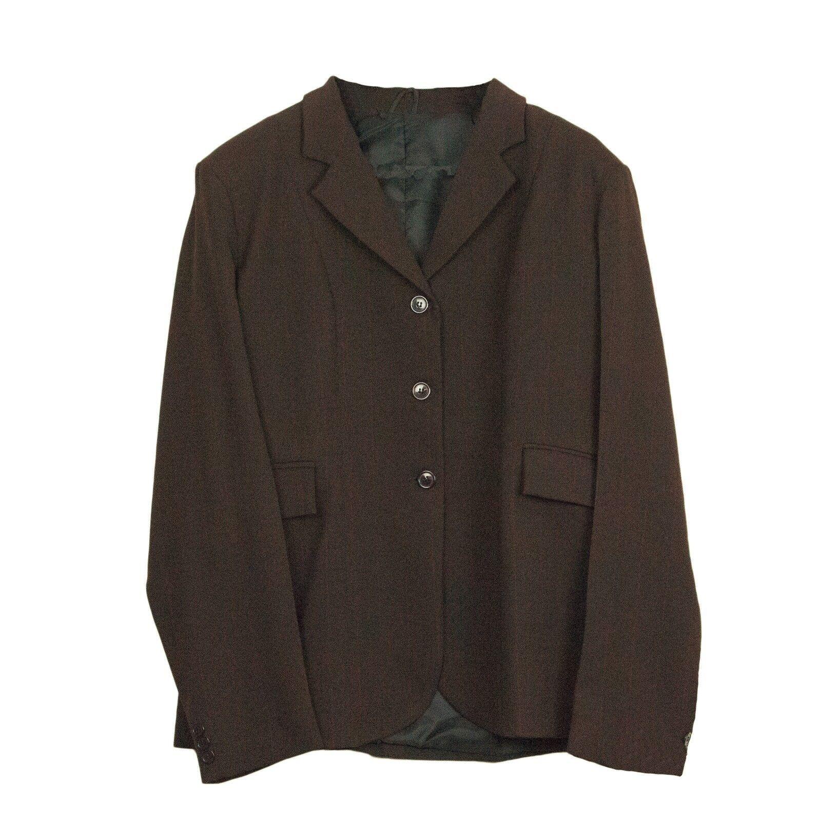 Brand Nuovo Sigma Ladies' marrone Hunt Coat