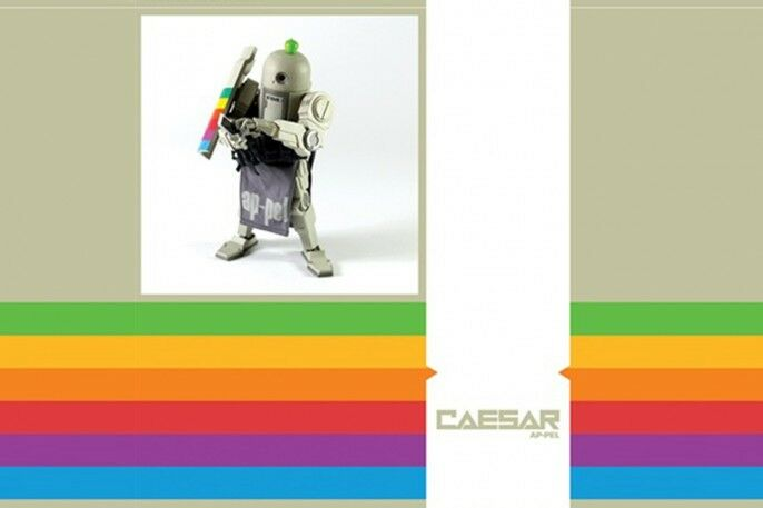 THREEA ASHLEY WOOD WWR CAESAR AP-PLE Apple 1 12 Action Figure