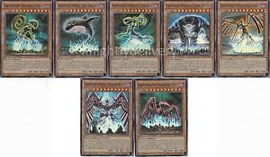Dark-Signers-7-Decks-Roman-Rex-Devack-Kalin-Misty-Carly-Greiger-NM